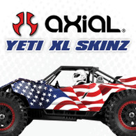 Axial Yeti XL sKinz
