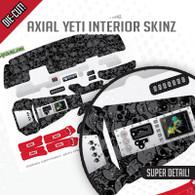 Axial Yeti Interior sKinz