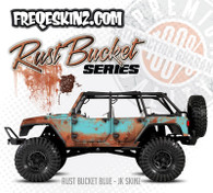 Rust Bucket Axial Rubicon JK sKinz