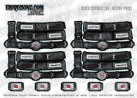 JRC Seat Belt Set Accent Packz