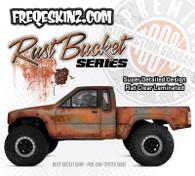 Rust Bucket Pro-Line Toyota sKinz