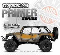PRIMER Series Axial Rubicon sKinz