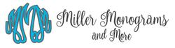 Miller Monograms & More