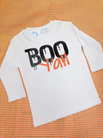 Boo Y'all Boys Longsleeve Tee