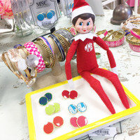 Monogram Your Elf Set