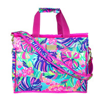 Lilly Pulitzer Insulated Cooler - Exotic Garden