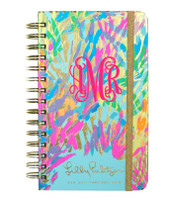 Lilly Pulitzer® 2018 Agenda - Medium 17 Month - Sparkling Sands