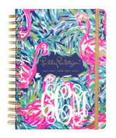 Lilly Pulitzer® 2018 Agenda - Large 17 Month - Flamenco Beach
