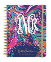 Lilly Pulitzer® 2018 Agenda - Large 17 Month - Beach Loot