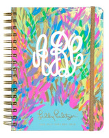 Lilly Pulitzer® 2018 Agenda - Large 17 Month - Sparkling Sands