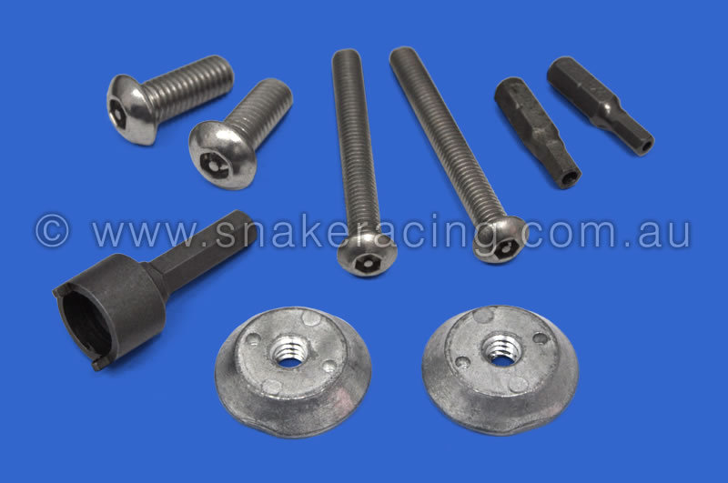Snake racing anti theft locking nut kit snake racing purchasing a quality led light bar is a big investment especially if you have multiple lights for different applications such as reversecamp lights and aloadofball Choice Image