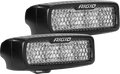 SRQ SRS Pro Twin LED Lights - Diffused