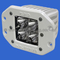 Dually Marine Single Pack LED Flush Mount - Flood