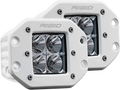 Dually Marine Twin Pack LED Flush Mount - Flood