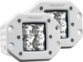Dually Marine Twin Pack LED Flush Mount - Spot