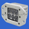 D2 Marine Single Pack LED Flush Mount - Diffused