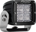 HD D2 Dually LED Light Black Face - Diffused