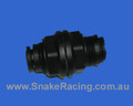 Nylon 4mm Bulkhead