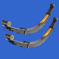 Jackeroo / Rodeo Rear Leaf Springs - 300kg to GVM