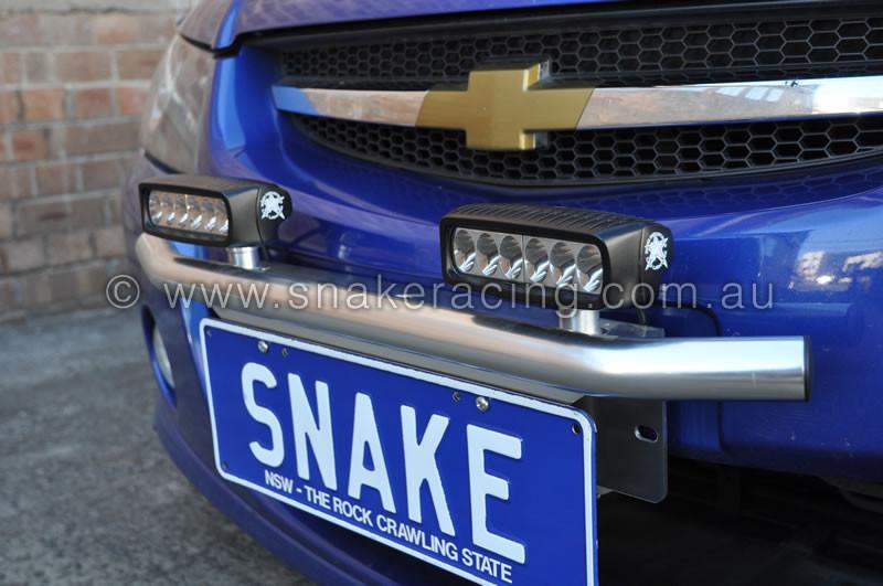 Number Plate Light Mount Kit Snake Racing