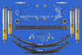 "Navara D22 3"" Touring Lift Kit"