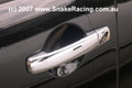 Nissan D40 Navara Chrome Door Handle Kit