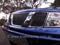 Nissan D40 Upper Grille Insert