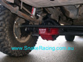 Solid Axle Hilux Front Diff Guard