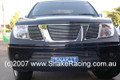 D40 Navara Lower Grille Insert - Spanish