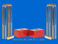 BT50 Mazda 50mm Lift Block Kit