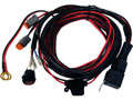 SRQ Back Up Light Kit Harness 7.6m