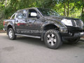 "Navara D40 3"" Suspension Lift Kit"