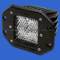 Dually Flush Mount LED Light - Diffusion