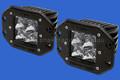 Dually Twin LED Lights Flush Mount - Spot