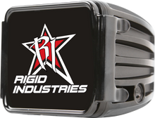 Black opaque cover with Rigid industries Printed Logo