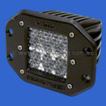 D2 Dually Flush Mount LED Light - Diffusion
