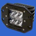 D2 Dually Flush Mount LED Light - Wide