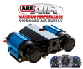 ARB Air Compressor Maximum Performance On-Board
