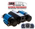 ARB Air Compressor Maximum Performance On-Board