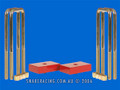 Hilux Rear 25mm Lift Block Kit