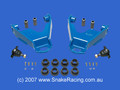 Navara D22 X Flex Long Travel Upper Control Arms (FFS)