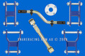 Hilux Solid Axle X Flex Econo Stage 3