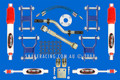 S/Axle Hilux X Flex Econo Stage 6
