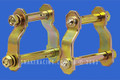 Navara D40 Standard Rear Greasable Shackles
