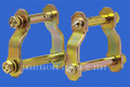 LandCruiser 40-47 Front / Rear Greasable Shackles 35mm Eye