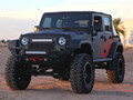 "JK Jeep Grille with 20"" E Series LED"