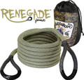 Renegrade - Camo Green with Black Eye Loop