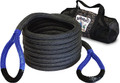 Bubba 20ft black with blue Eye Loop