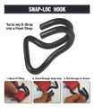 Convert your strap to a hook