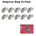 Snap-Loc - Ring 10 Pack